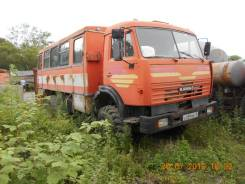 Нефаз 4208. Автобус вахтовый Нефаз-4208-13 на базе Камаз, 22 места. Под заказ