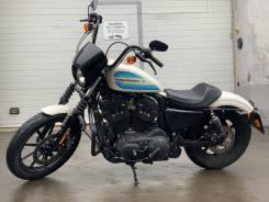Harley-Davidson Sportster Iron 883 XL883N. 1 200куб. см., исправен, птс, с пробегом