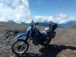 Yamaha XT 400. 400куб. см., птс, с пробегом