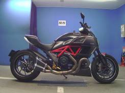 Ducati Diavel Carbon, 2014