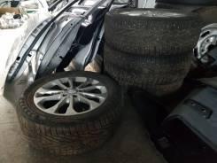 Комплект колес Nokian 215/60 R17 зима для Mercedes-Benz GLA-class X156 [арт. 500712]