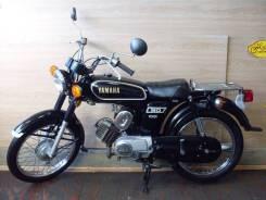 Yamaha. 90куб. см., исправен, без птс, без пробега