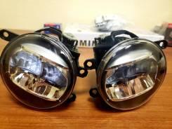 Фара противотуманная комплект 2 шт LED