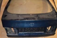 Крышка багажника. Toyota Carina E, AT190, AT190L, AT191, AT191L, CT190, CT190L, ST191, ST191L Toyota Corona SF, ST190, ST191 2C, 2CT, 3SFE, 3SGE, 4AFE...