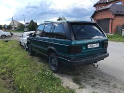 Уроки практического вождения на внедорожнике Range Rover.