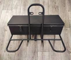 Багажник с ящиком для китайских квадроциклов 110сс-200сс