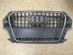 Audi Q3 решетка радиатора 8U0853651H с дефектом 2012-2015