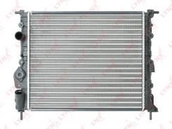Новый радиатор охлаждения Renault Logan ph1.2, ЛАДА Ларгус пр. Япония