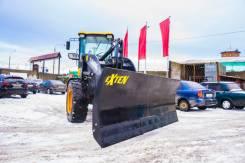 Отвал снежный на фронтальный погрузчик XCLG