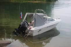 """Стеклопластиковая лодка """"Бриз-17"""""""