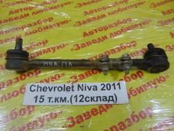 Наконечник рулевой наружный Chevrolet Niva Chevrolet Niva 2011, левый передний