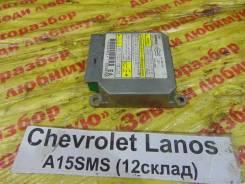 Блок управления air bag Chevrolet Lanos Chevrolet Lanos