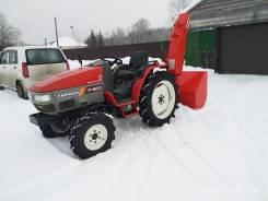 Yanmar F200D. Продам японский мини трактор. видео работы. Без пробега по Р. Ф., 20 л.с.