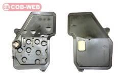 Фильтр АКПП с прокладкой поддона COB-WEB 11301A