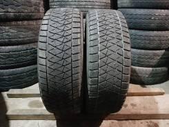 Bridgestone Blizzak DM-V2. зимние, без шипов, 2016 год, б/у, износ 40%