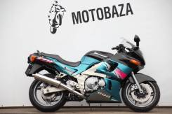 Kawasaki ZZR 600 Ninja. 600куб. см., исправен, птс, без пробега