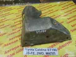 Защита выпускного коллектора Toyota Caldina Toyota Caldina 1993.07