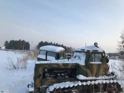 ПТЗ ДТ-75М Казахстан