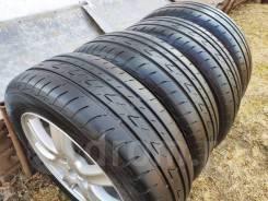 Bridgestone Ecopia PZ-X. летние, б/у, износ 5%