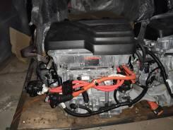 Двигатель в сборе. Nissan Leaf, ZE1 EM57