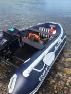 Solar 380. 2019 год, длина 3,80м., двигатель без двигателя