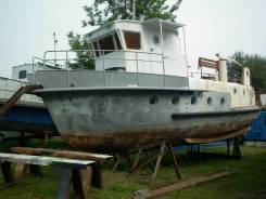 Продам катер ТБС-20