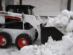 Ковш снеговой для минипогрузчика