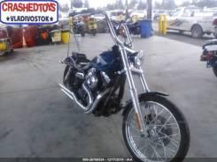Harley-Davidson Dyna Wide Glide FXDWG. 1 690куб. см., исправен, птс, без пробега. Под заказ