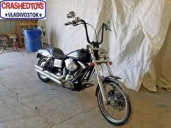 Harley-Davidson Dyna Wild Glide FXDWGI. 1 450куб. см., исправен, птс, без пробега. Под заказ