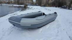 Флагман 350. 2020 год, длина 3,50м., двигатель подвесной, 20,00л.с., бензин. Под заказ