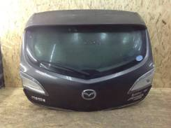 Крышка багажника. Mazda Mazda3, BL, BL12F, BL14F, BLA4Y BLA2Y