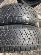 Bridgestone Blizzak DM-V2. зимние, без шипов, 2017 год, б/у, износ 50%