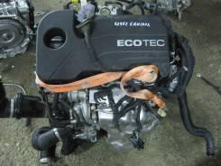 Двигатель(ДВС) в сборе с навесным, комплектный 1.5б (б/у) Chevrolet Equinox 2018-