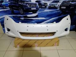 Toyota Venza бампер передний