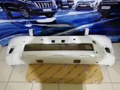 Toyota Prado 150 бампер передний 09-13 г
