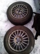 """Продам комплект колёс зима 175/70R14 на литье в хорошем состоянии !. 5.5x14"""" 4x100.00 ЦО 60,0мм."""