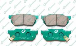 Колодки тормозные передние G-brake GP-05019