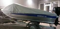 Тент транспортировочный для капотных лодок длиной 4,3-4,5 м, MA2037