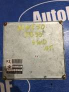 Блок управления efi Nissan Elgrand ALWE50, VG33E