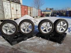 """Продам оригинальный комплект колёс. 7.0x18"""" 5x114.30 ET35"""