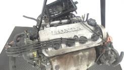 Контрактный двигатель Honda Civic 1995-2001, 1.4л, бенз (D14A3, D14Z1)