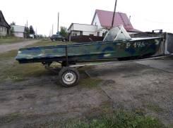 Продаю лодку Казанка М