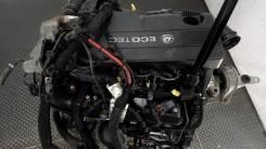 Контрактный двигатель Opel Meriva 2010-, 1.7 л, дизель (A17DTS)