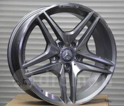 Новые Диски на Mercedes AMG R17