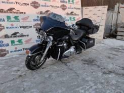 Harley-Davidson CVO Ultra Classic Electra Glide FLHTCUSE6. 1 800куб. см., исправен, птс, без пробега