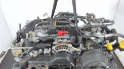 Контрактный двигатель Subaru Legacy (B12) 1998-2004, 2 л, бенз (EJ201)