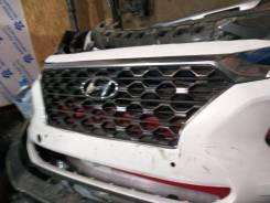 Решетка радиатора. Hyundai Santa Fe, TM
