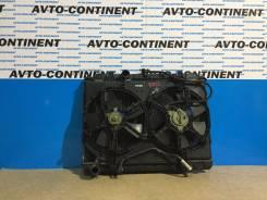 Радиатор охлаждения двигателя. Nissan Liberty, RM12 QR20DE