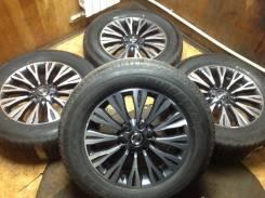 """275/60R20 Bridgestone диски оригинал Nissan Patrol 6x139.7 новые!. 8.0x20"""" 6x139.70 ET35"""