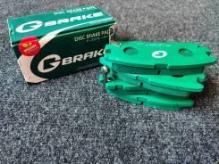 Тормозные колодки задние G-Brake GR04034
